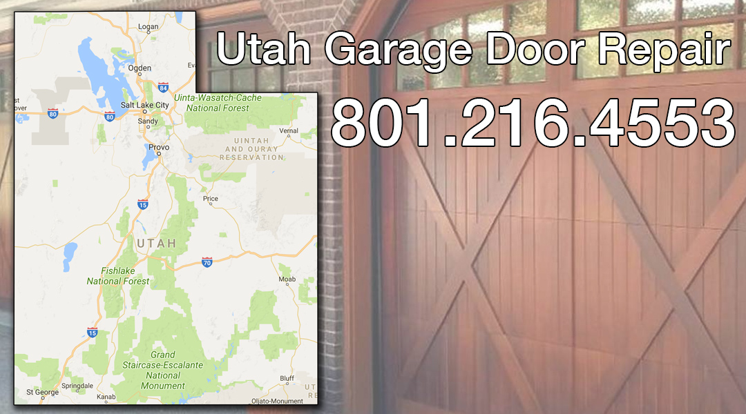 Utah salt lake county garage door repair specialized for Garage door repair west jordan utah
